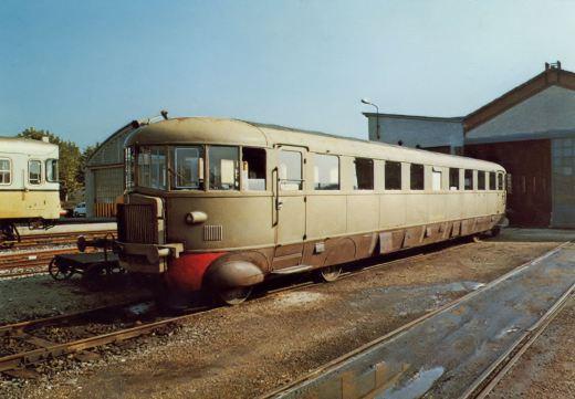 Italia - Railbus Fiat B