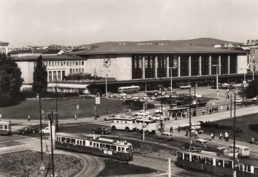 Austria - Wien Westbahnhof timelapse 3