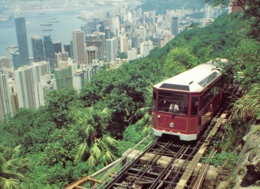 Funiculair - Hong Kong
